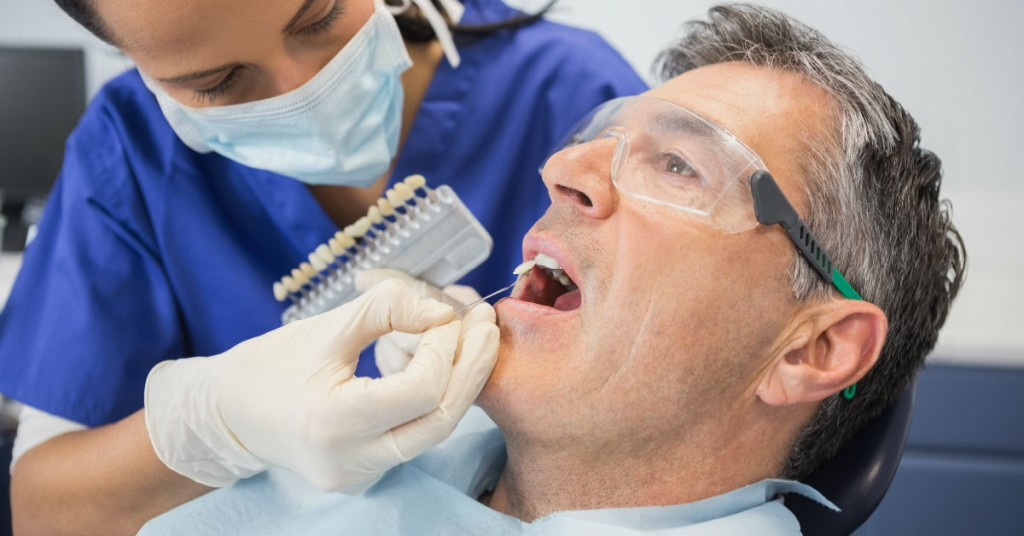 How Cosmetic Dentistry Can Fix Unwanted Gaps