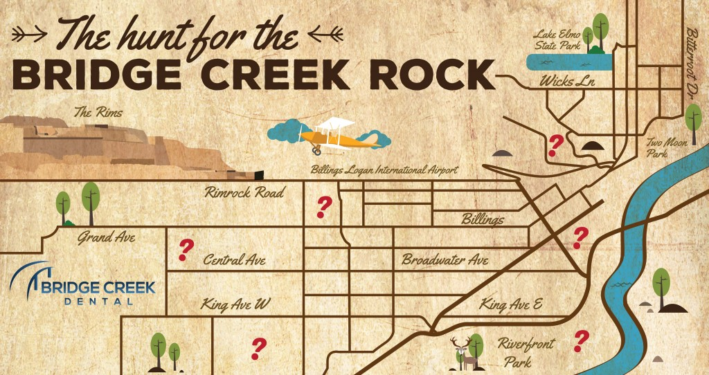 The Hunt For The Bridge Creek Rock 2016_Link image