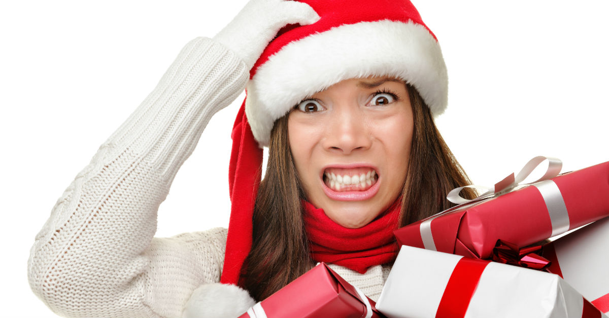 How To Avoid The Holiday Rush - Gifts and Gums