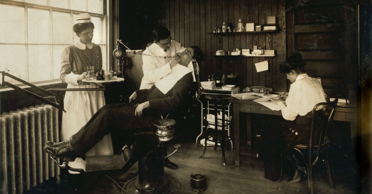Innovative Dental Practices of the Past