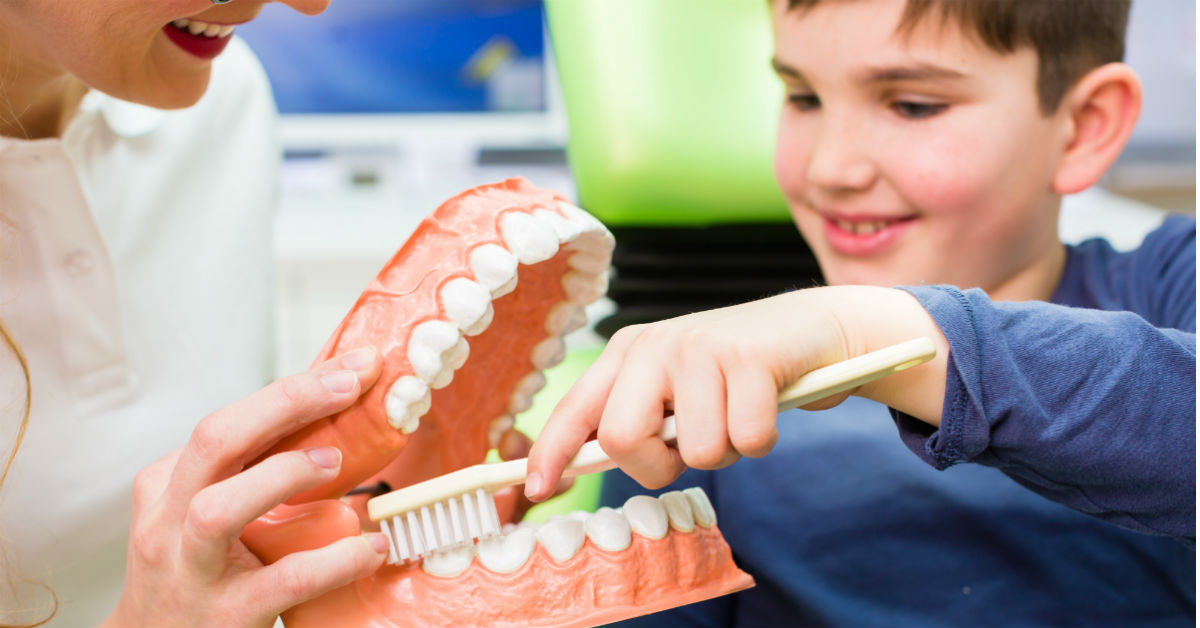 Sensory Processing Disorder - Dental Care Techniques For Children Sensitive To Touch