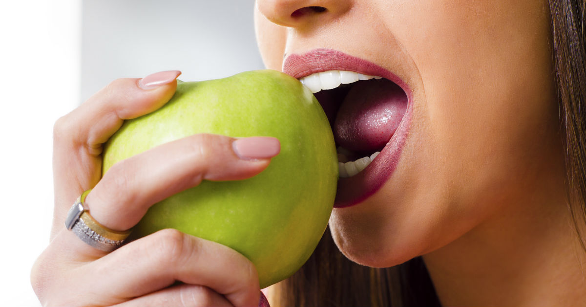 5 Foods To Most Likely Get Stuck In Between Your Teeth