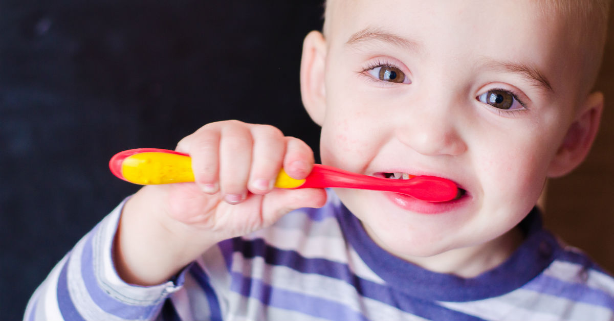 Caring for Toddler Teeth