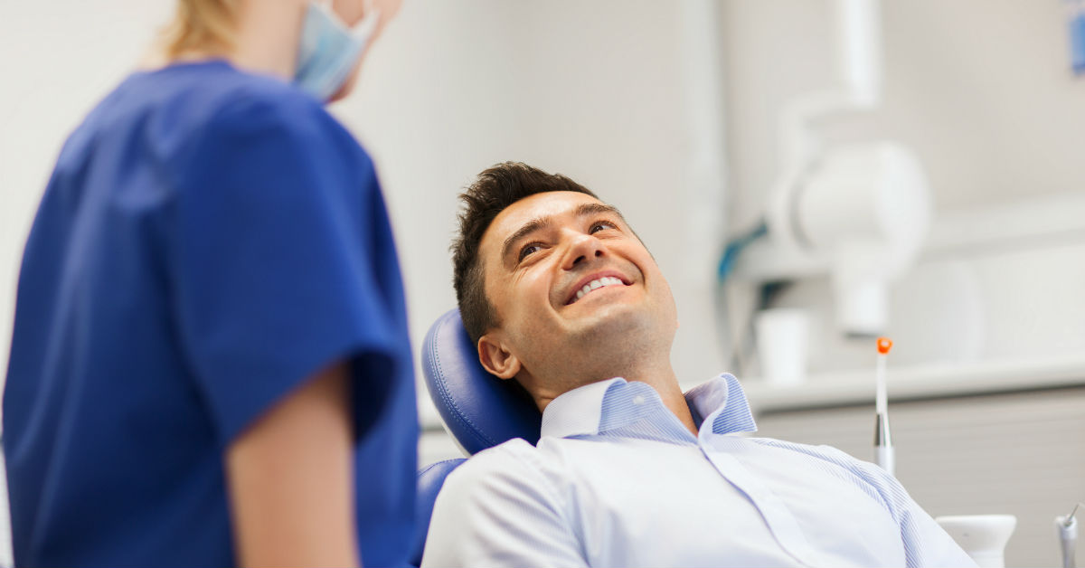 Calming Your Dental Appointment Stress