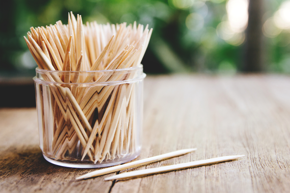 5 Reasons Your Should Stop Using Toothpicks